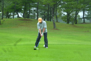 ゴルフコンペ2