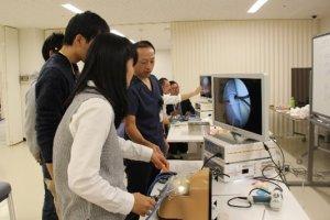 低侵襲外科体験セミナー2