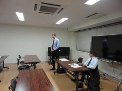 第15期英会話教室開講式2