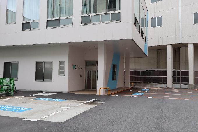 病児保育室送迎スペース(全体)