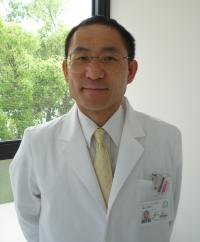 難波先生の写真