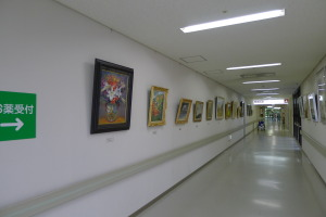絵画展示1
