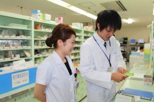調剤業務体験