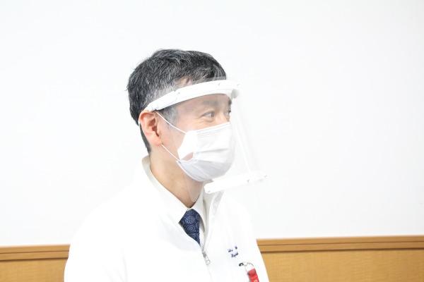 京セラフェイスシールド