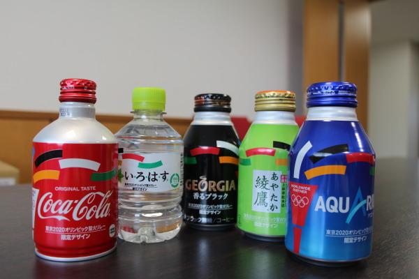 コカコーラ寄贈②