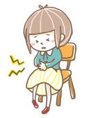 子宮内膜症 イラスト(1)