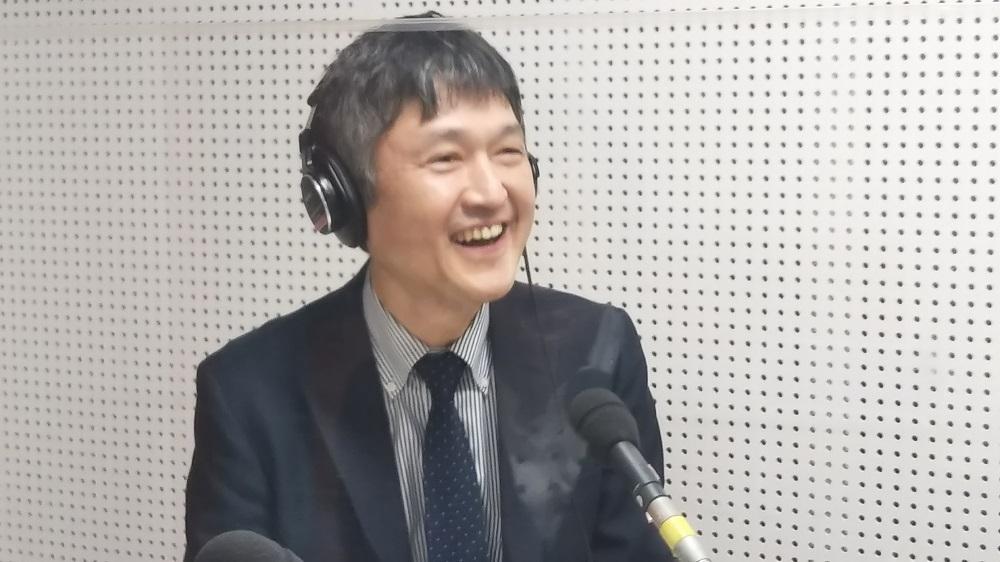 山﨑先生①